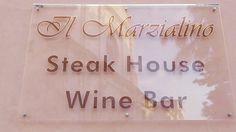Our new restaurant in Sorrento, serving high quality meats and excellent wine selection. Come and visit us!!