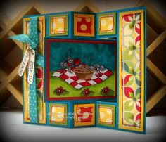 ~ Lifes A Picnic ~ by Toy - Cards and Paper Crafts at Splitcoaststampers
