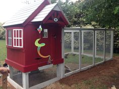 Chicken Run | Do It Yourself Home Projects from Ana White