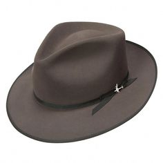 Take a look at our Stetson Stratoliner - Fur Fedora Hat made by Stetson Dress Hats as well as other fedora hats here at Hatcountry. Best Hats For Men, Hats For Women, Work Fashion, Fashion Hats, Fashion 101, Fashion Styles, Fashion Scarves, 1950s Fashion, Fashion Trends