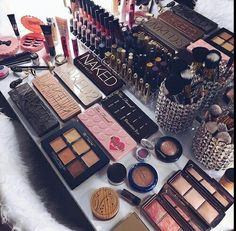 Imagem de makeup, beauty, and naked