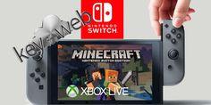 Minecraft sarà in cross-play su Nintendo Switch tramite account Xbox Live  #follower #daynews - https://www.keyforweb.it/minecraft-sara-in-cross-play-su-nintendo-switch-tramite-account-xbox-live/