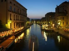 one of the top ten finalists on my bucket list- a boat ride in Venice.