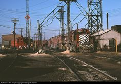Lehigh Valley, Train Tracks, Locomotive, New Jersey, Fair Grounds, Forests, Journey, Travel, Usa