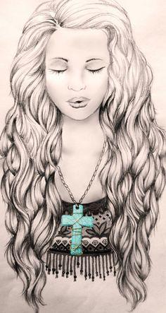 cross necklace by KristinaWebb on DeviantArt