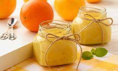 Crema di arancia.