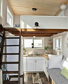 834 Best Fabulous Studio/Small Space Apartment/Tiny House Design Images On  Pinterest In 2018 | Tiny House Design, Tiny Homes And Small House Design