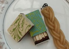 decopouge match boxs'