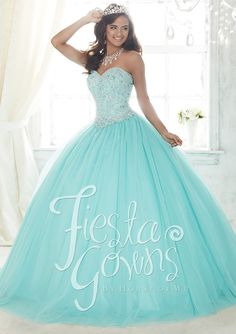Find pretty quinceanera dresses and vestidos de quinceanera here. These quince dresses are perfect for your Sweet Quince Dresses Teal, Turquoise Quinceanera Dresses, Pretty Quinceanera Dresses, Quincenera Dresses Blue, Quinceanera Decorations, Quinceanera Party, Sweet 16 Dresses, Pretty Dresses, Beautiful Dresses