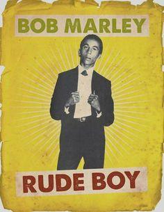 Rude Boy - Bob Marley