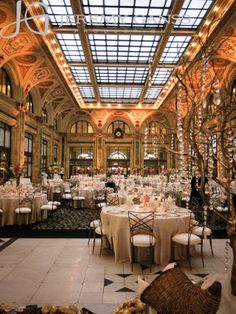 Location The Pennsylvanian Pittsburgh Pa I Ve Always Said That Is A Breath Taking Reception Venue