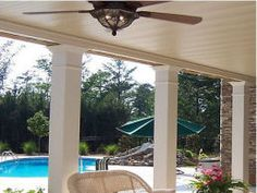Under Decks, When It Rains, Outdoor Living, Living Spaces, Pergola, Outdoor Structures, Outdoor Life, Outdoor Pergola, The Great Outdoors