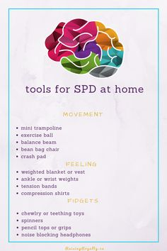 When your child has sensory processing disorder, or just sensory issues, even homeschooling can be challenging. Here are some tools and tips to help. Sensory Activities Toddlers, Sensory Play Autism, Sensory Tools, Sensory Boards, Sensory Diet, Proprioceptive Activities, Autism Spectrum Disorder, Autistic Disorder, Pediatric Occupational Therapy