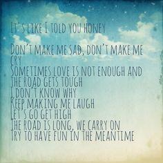 Song lyrics (beautiful & heart touching) on Pinterest