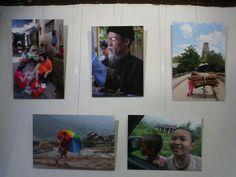 Ailleurs à la Galerie De l'art ou du cochon Jean-Yves Caruel Photos prises dans le Nord Vietnam. Jean Yves, Galerie D'art, Vietnam, Frame, Photos, Painting, Contemporary Art, Picture Frame, Pictures