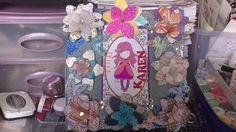 gorjuss box front I made..