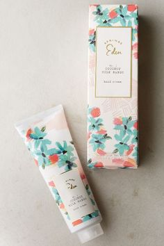 Spring's Eden Hand Cream - anthropologie.com