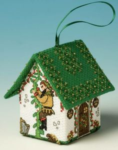 image of Jack & The Beanstalk 3D Pantomime House Kit