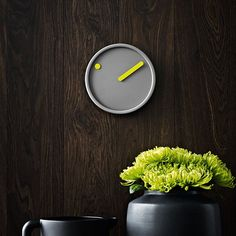 Picto Wall Clock – $74