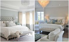 37 Charming Blue And Beige Bedrooms Decorating Ideas Decorelated