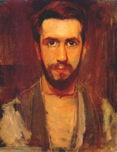 Piet Mondrian  self-portrait, c. 1900  Art Experience NYC  www.artexperiencenyc.com/social_login/?utm_source=pinterest_medium=pins_content=pinterest_pins_campaign=pinterest_initial