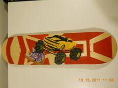 Custom Skate Deck Contact Darksuncongmail