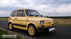 Fiat 126, Car, Vehicles, Automobile, Autos, Cars, Vehicle, Tools