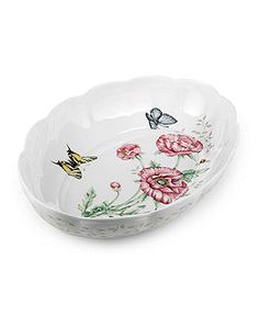 Lenox Dinnerware, Butterfly Meadow Collection - Lenox - Dining & Entertaining - Macy's