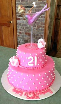 21st Birthday Gifts For Her Year Old Cake Ideas St