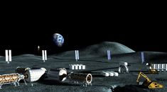 A major role for the EU in lunar development - The Space Review
