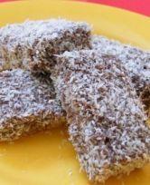 kokosové ježe