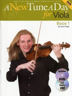 A New Tune A Day: Viola - Book 1 (DVD Edition). F�r Bratsche