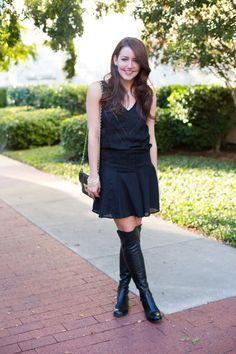 Back in Black | Dallas Wardrobe