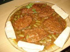 Spicy Bottom Round Steak ( Bistec Guisado) Recipe