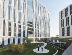 Gallery of University of Chicago Campus North Residential Commons / Studio Gang - 30