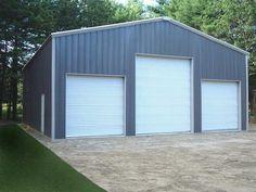 Do it yourself steel garage self storage buildings mini for Self garage nice