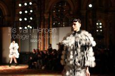 "Iris Van Herpen ""Voltage"" Haute Couture SS2013 - LUXSURE - Fashion Magazine"
