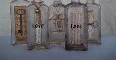 Sophisticated Junkie: So.. into old bottles~