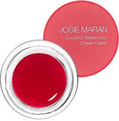 Josie Maran's Coconut Watercolor Cheek Geleé, $22