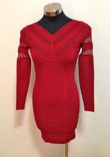 Karen Millen Red Bodycon Dress Red Bodycon Dress, Karen Millen, High Neck Dress, Closet, Dresses, Fashion, Turtleneck Dress, Vestidos, Moda