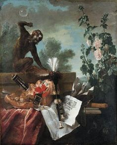 44Jean-Baptiste Oudry (1686-1755) An Allegory of Air