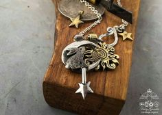 Find Your Family Tree, My Moon And Stars, Universe Love, Big Design, Tree Sculpture, Coin Jewelry, Stargazing, Silver Coins, Finding Yourself