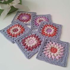 Benim #crochetblanket in motifleri böyle birsey olacak   Cumanın hayrı bereketı huzuru üzerimize olsun...  by love.erisem