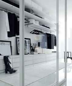 black and white storage ~via lifeisverybeautiful.tumblr.com Beautiful Life