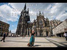 Cologne, Germany – Day 1 of #15daysthrougheurope | Wanderlust & Dogs