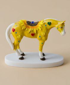 Another great find on #zulily! Magical Moments Small Pony Figurine by The Trail of Painted Ponies #zulilyfinds