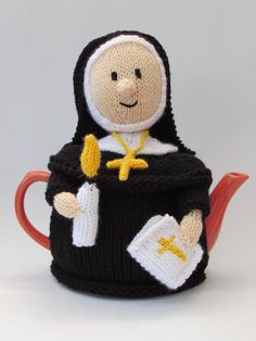 Catholic nun tea cosy http://www.loveknitting.com/catalog/product/view/id/170216