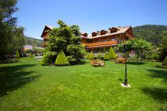 Hotel-Grevol-Spa. Llanars.