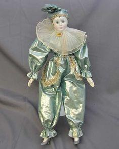 harliquin dolls - Google Search