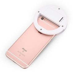 Selfie Portable Led Photography Ring Light Enhancing  for iPhone